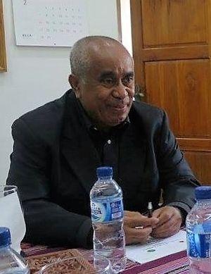Prime Minister of East Timor - Image: 2016 02 04 Estanislau da Silva