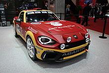 Fiat 124 Spider 2016 Wikipedia