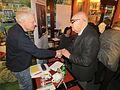 2016.04.28. Tomasz Jastrun and Jacek Bochenski Fot Mariusz Kubik.JPG