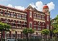 2016 Rangun, Dawny budynek Sądu Najwyższego (02).jpg