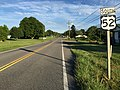 2017-06-25 19 37 51 View south along U.S. Route 52 (Main Street) at Spruce Hollow Lane in Hillsville, Carroll County, Virginia.jpg