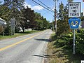 2017-09-10 12 27 37 View east along Taborton Road (Rensselaer County Route 42) at New York State Route 43 and New York State Route 66 in the Sand Lake section of Sand Lake, Rensselaer County, New York.jpg