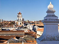 Sucre, Capital of Bolivia