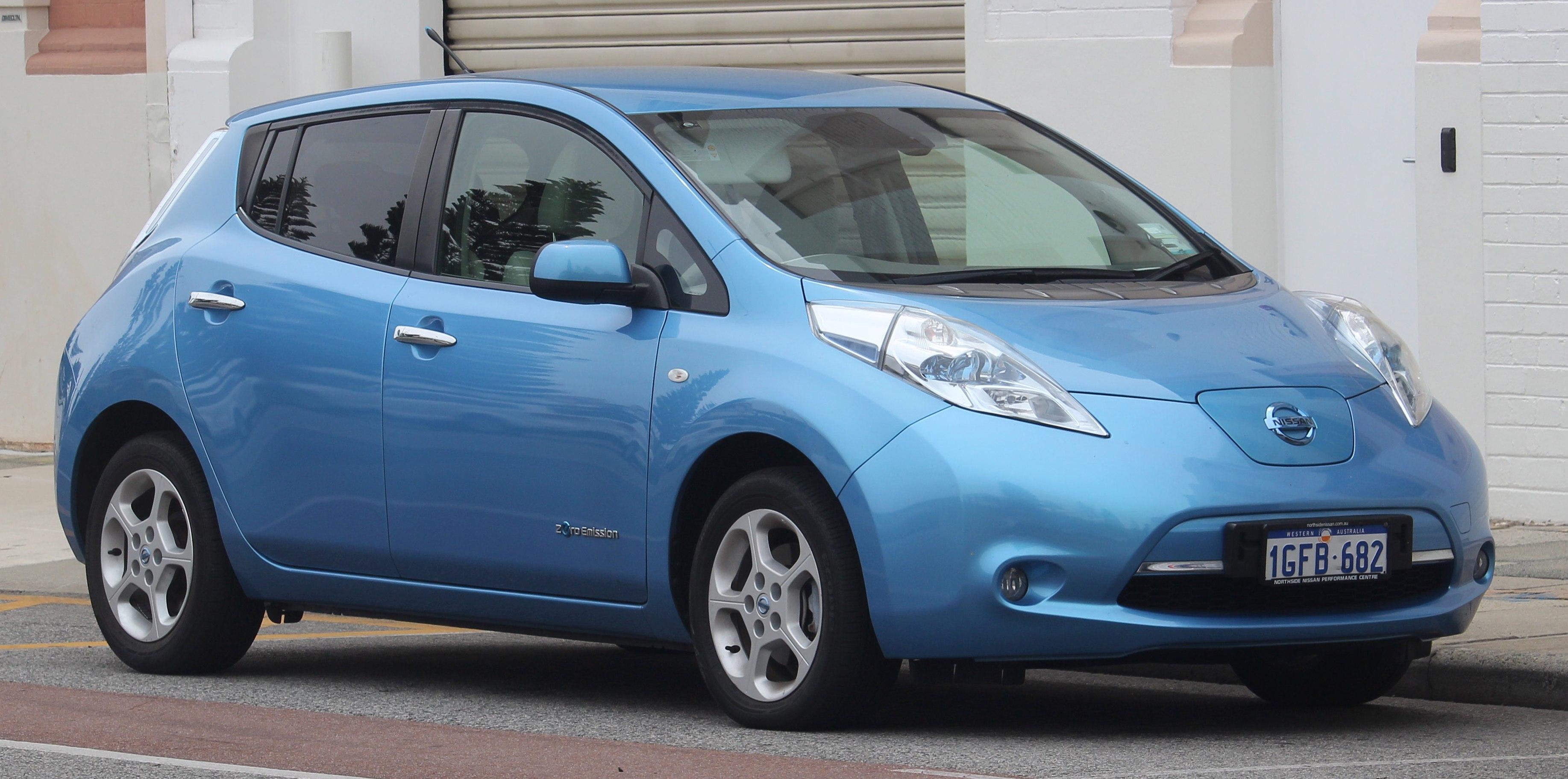 Nissan Leaf - La información completa y la venta en línea