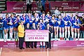 2017 Serbian Volleyball team winning GP.jpg