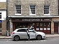 2018-06-18 Christopher's Cafe and Bakery, Church Street, North Walsham.JPG
