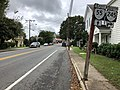 2018-10-11 13 07 39 View east along Virginia State Route 55 (Main Street) between Stuart Street and Bragg Street in The Plains, Fauquier County, Virginia.jpg