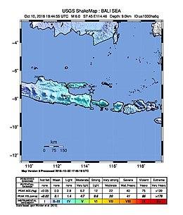 2018年东爪哇地震
