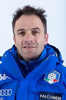Wilfried Huber Italian luger
