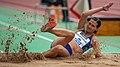 2018 DM Leichtathletik - Dreisprung Frauen - Klaudia Kaczmarek - by 2eight - DSC6937.jpg