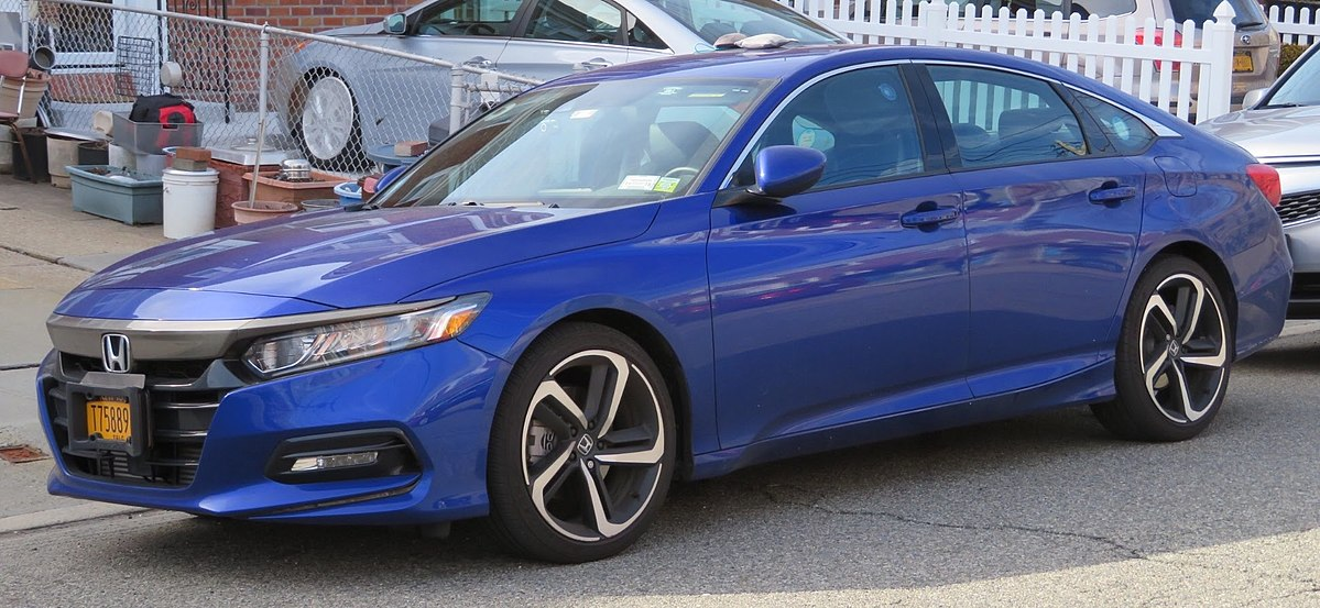 Honda accord wikipedia for Best honda accord year