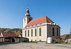 2018 Kościół św. Jadwigi w Walimiu 1.jpg