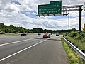 2019-05-27 13 33 51 View south along the inner loop of the Capital Beltway (Interstate 95 and Interstate 495) at Exit 13 (Ritchie-Marlboro Road, Upper Marlboro, Capital Heights) near Largo in Prince George's County, Maryland.jpg