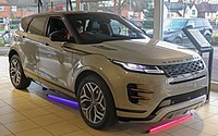 2019 Land Rover Range Rover Evoque D180 SE Front.jpg