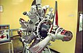 220 HP 9-Cylinder Continental Radial Aero Engine - Motive Power Gallery - BITM - Calcutta 2000 151.jpg
