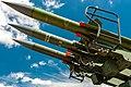 2K12 Kub - Csapatlégvédelmi Park - Rocket Base Zsámbék.jpg
