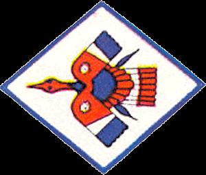 2d Bombardment Squadron - World War II squadron emblem