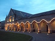 2nd Sep 2012- Elphinstone Hall 2
