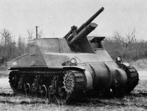 T40/M9 Tank Destroyer - 3-inch Gun Motor Carriage T40 (M9)
