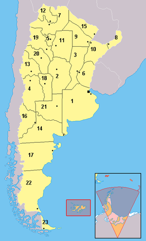 ¿ Cuál es la cantitad de habitantes de cada provincia Arg?