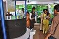 3D Zoetrope With Visitors - NCSM Pavilion - CCSCOY 14th National Exhibition - Sodepur - Kolkata 2010-09-06 7468.JPG