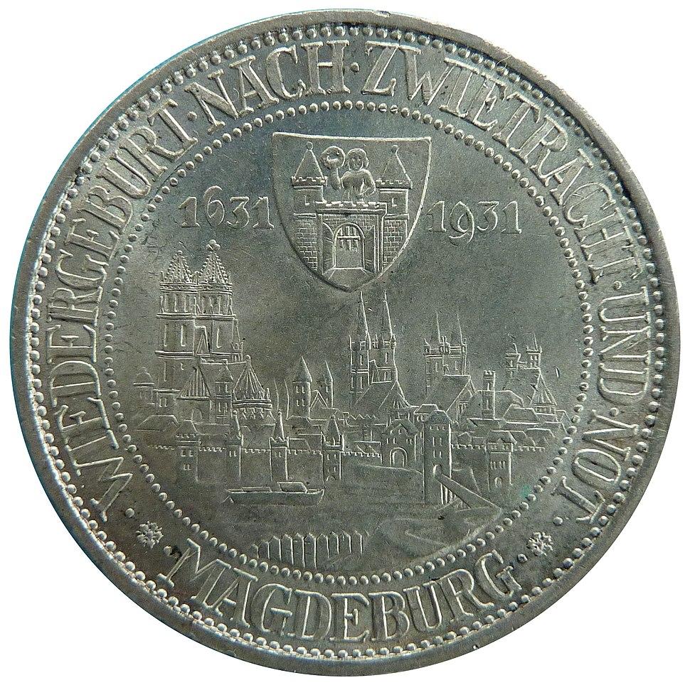 3 RM Magdeburg VS