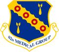 42 Medical Gp emblem.png