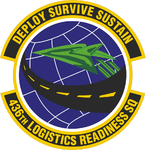 436 Logistics Readiness Sq emblem.png