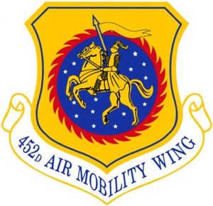 452d Air Mobility Wing - Image: 452d Air Mobility Wing