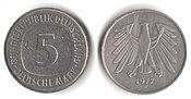 5 Deutsche Mark