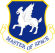 Emblem of the 50th Space Wing