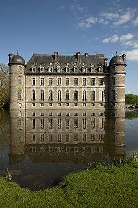 Image illustrative de l'article Château de Belœil