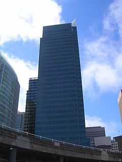 office tower in San Francisco