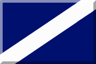 1997–98 Torneo Argentino A - Image: 600px Azul Oscuro Diagonal Blanco