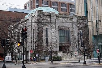 Temple Israel (Boston) - 602 Commonwealth Ave. (1906-1926)