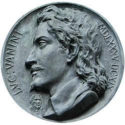 6655 - Roma - Ettore Ferrari, Giulio Cesare Vanini (1889) - Foto Giovanni Dall'Orto, 6-Apr-2008