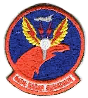 Calumet Air Force Station - Emblem of the 665th Radar Squadron