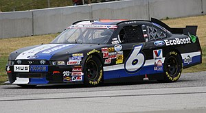 Ricky Stenhouse Jr. - 2012 Nationwide car