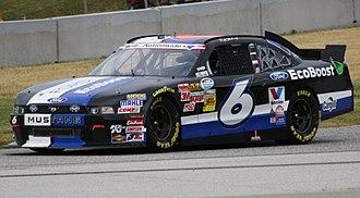 Ricky Stenhouse Jr. - 2012 Nationwide car
