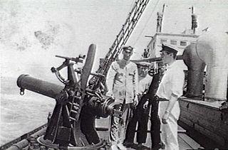 BL 7.5-inch naval howitzer