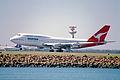 70bg - Qantas Boeing 747-300; VH-EBV@SYD;04.09.1999 (4712622603).jpg