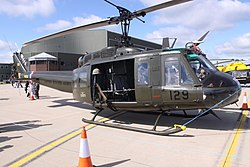 72-21509 Bell 205 UH-1H United States Army ( G-UHIH ) (8582464036).jpg