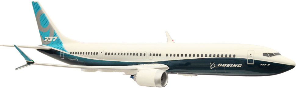 Boeing 737 MAX - Howling Pixel
