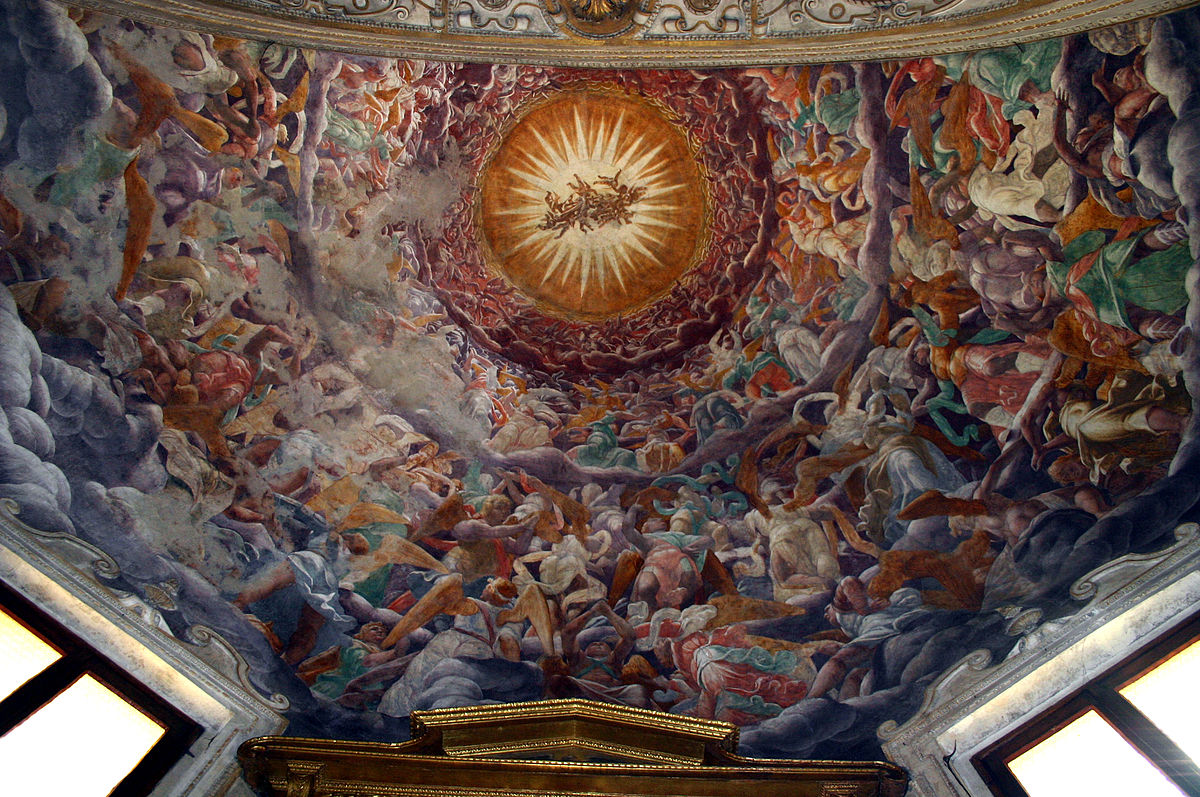 Arte del secondo cinquecento a milano wikipedia - Armatura dell immagine del dio ...