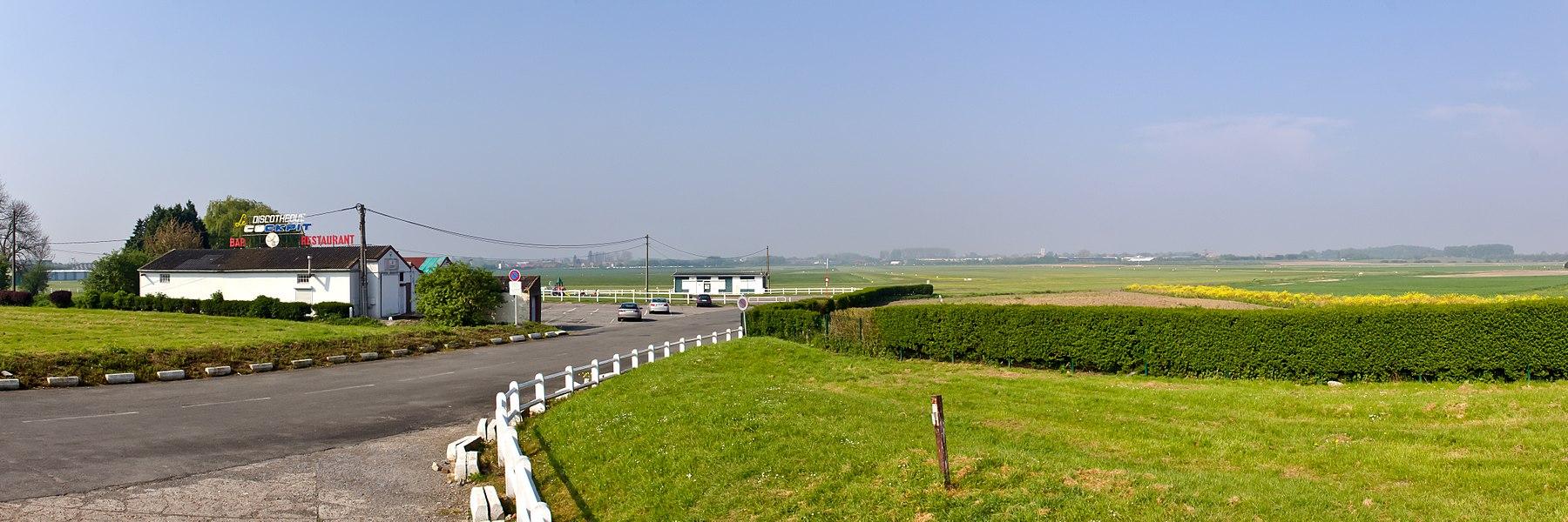 Aérodrome de Lille - Marcq-en-Barœul