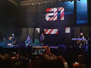 A1 (group) English-Norwegian pop group