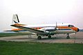 A2-ABA HS.748 Srs 2 Air Botswana (on delivery) MAN MAR74 (5944074601).jpg