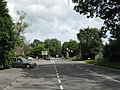 A4115 Near Templeton Crossroads - geograph.org.uk - 1413345.jpg