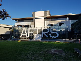 Australian Film, Television and Radio School film school
