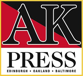 AK Press American independent publisher
